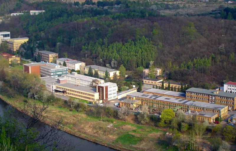 Nuclear Physics Institute of the ASCR/UJF
